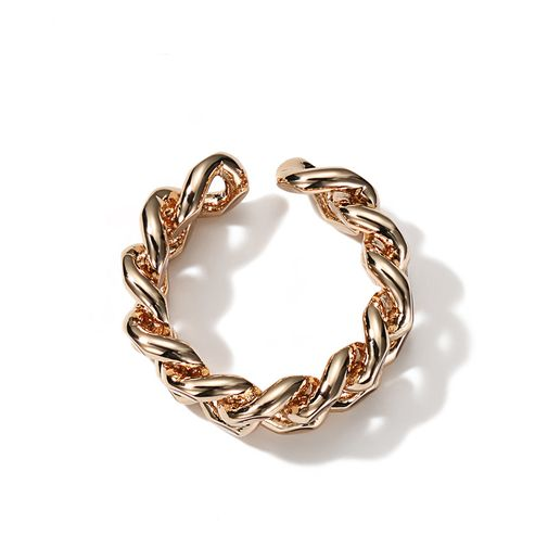 Chain Open Finger Ring