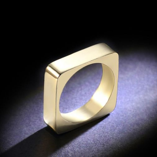 Square Shape Ring