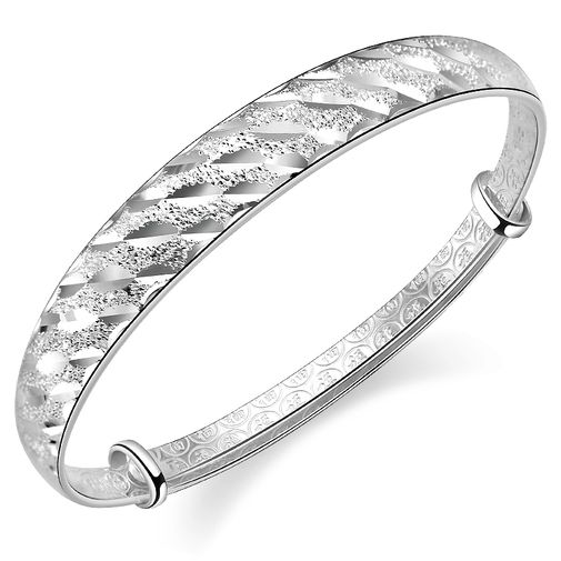 S999 Women's Fashionable Sterling Silver Bracelet